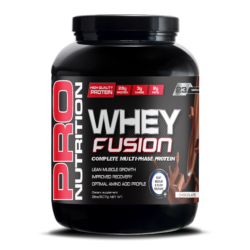 PRO NUTRITION WHEY FUSION