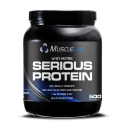MUSCLE LAB SERIOUS PROTEIN