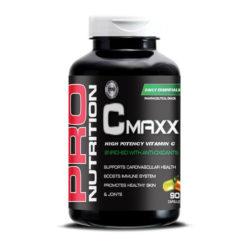 Pro-Nutrition-C-Maxx-Vitamin-C-Anti-oxidant-capsules