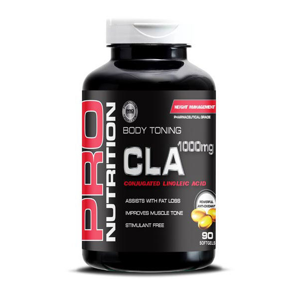 Pro-Nutrition-CLA-Weight-loss-and-toning-Softgels