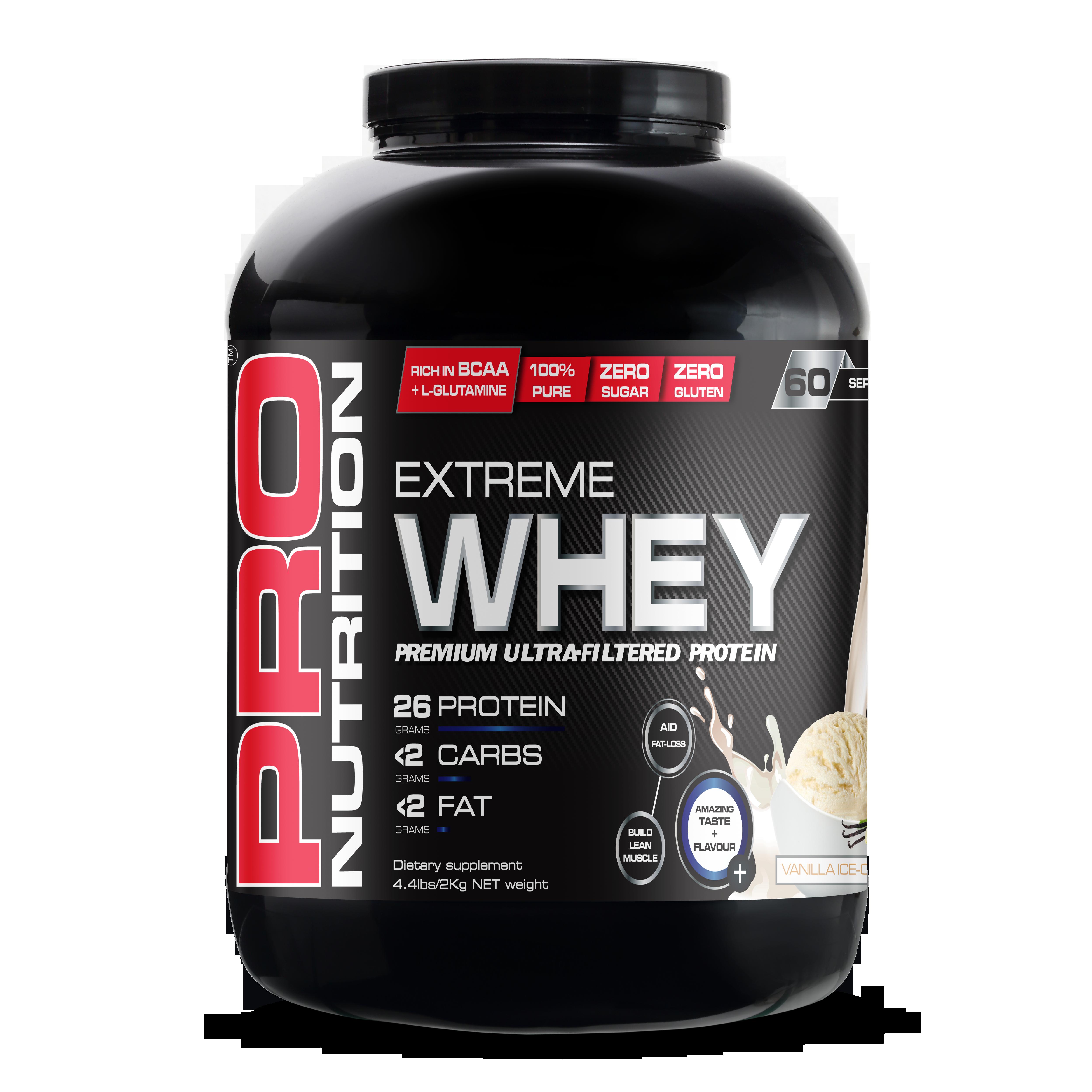 Extreme whey protein